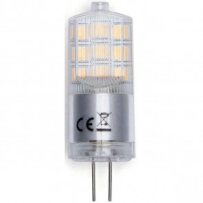 LED Lamp - Aigi - G4 Fitting - 3W - Helder/Koud Wit 6500K | Vervangt 25W
