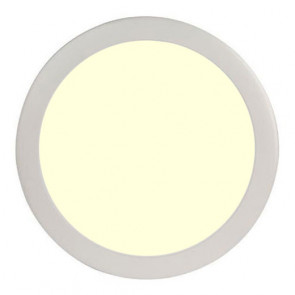 LED Spot / LED Downlight / LED Paneel Set BSE Slim Rond Inbouw 24W 2700K Warm Wit 300mm Spatwaterdicht