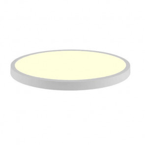 LED Spot / LED Downlight / LED Paneel Set BSE Slim Rond Opbouw 28W 3000K Warm Wit 300mm Spatwaterdicht