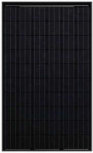 monokristallijne all-black zonnepanelen set