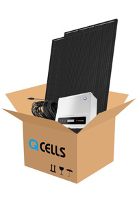 qcells zonnepanelen set