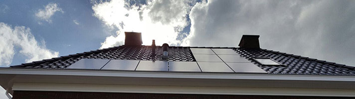 zonnepanelen project 1980 Zwolle