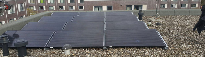 zonnepanelen project 1984 Gorinchem