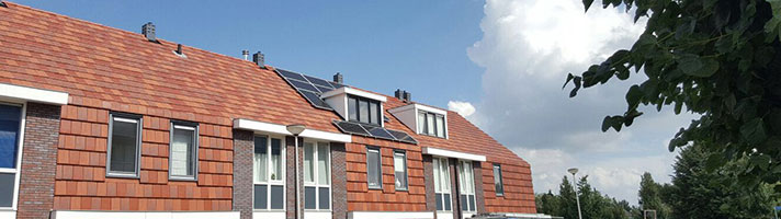 zonnepanelen project 1985 Heerlen