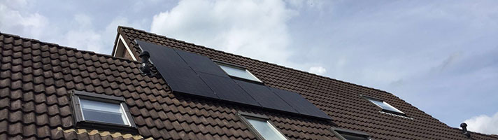 zonnepanelen project 1986 Doetinchem