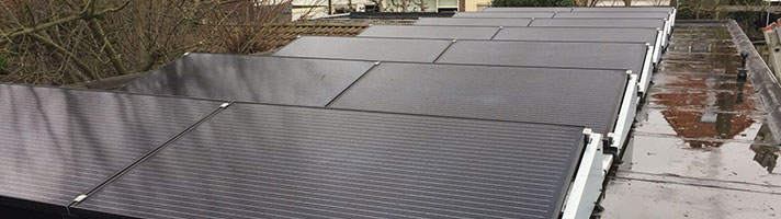 zonnepanelen project 1998 Tiel